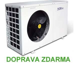 Tepelné čerpadlo pro vytápění domu WWBC 9,5 H-B-P
